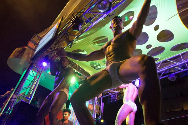 In photos: Bogotá's LGBTI night of colour and pride